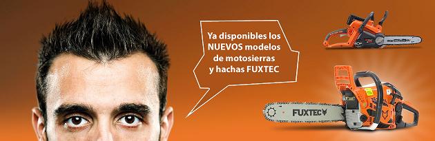 Motosierras - Hachas FUXTEC