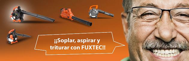 Soplador FUXTEC