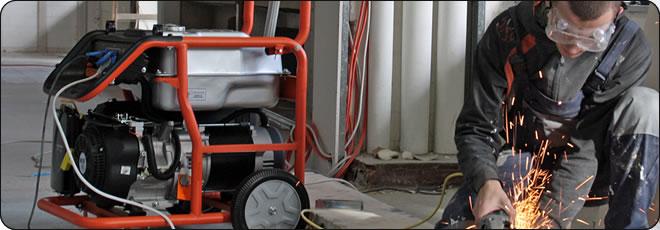 Generadores Electricos FUXTEC