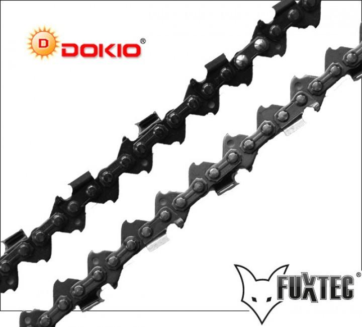 """DOKIO tamaño de la cadena 18""""Tamaño 0.325'' / 0.058'' (1,5 mm) / 72"""