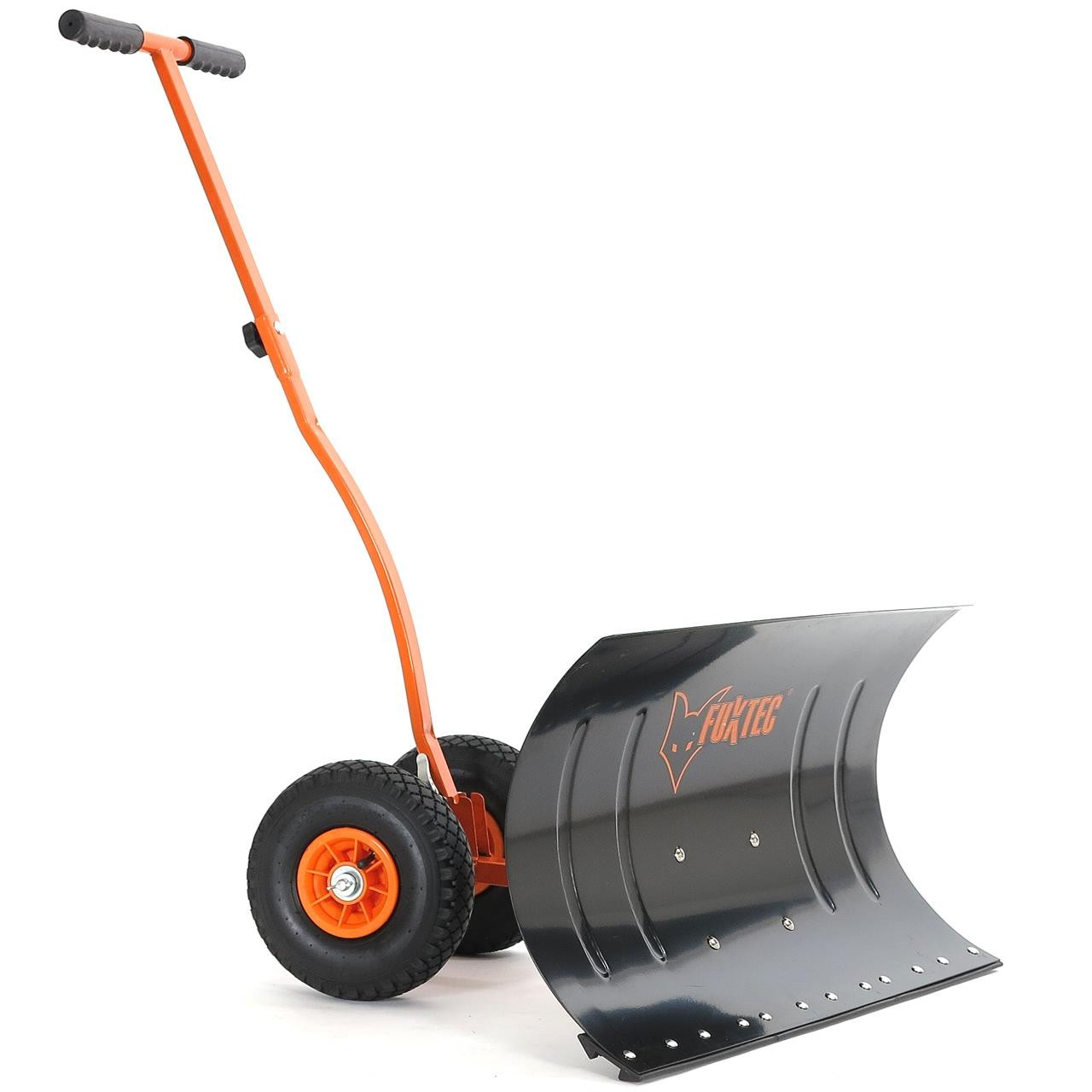 Pala para nieve con ruedas FUXTEC
