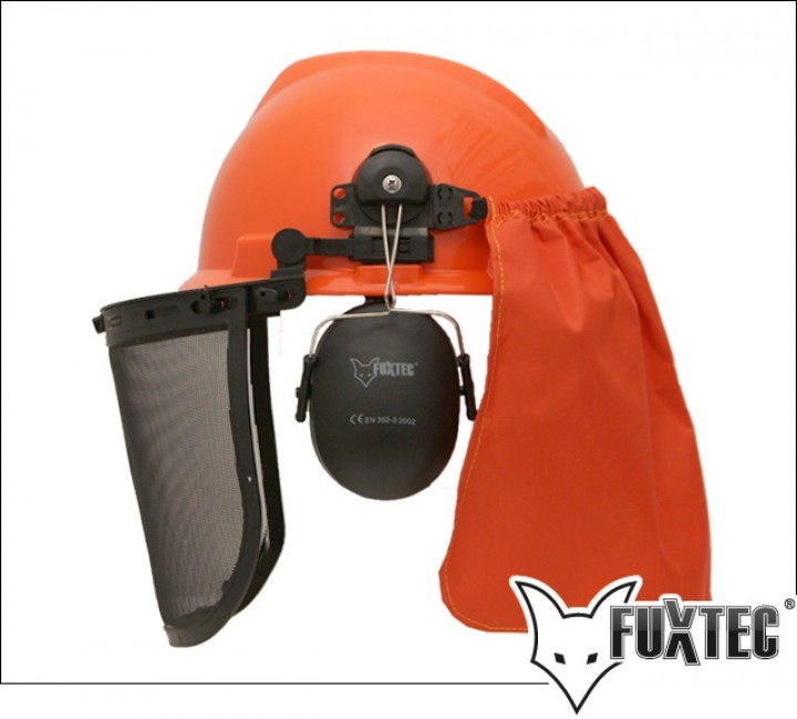 Casco Forestal FUXTEC SI0.0S1010