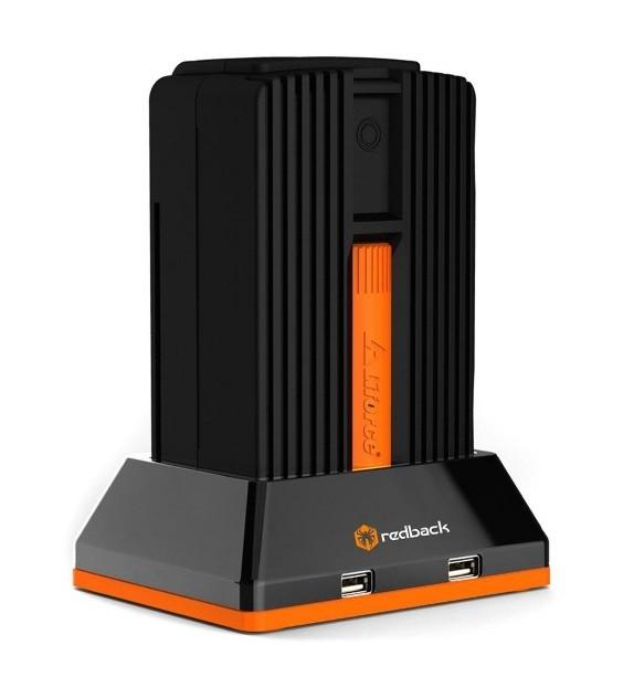 Estación Batería USB FUXTEC EU04