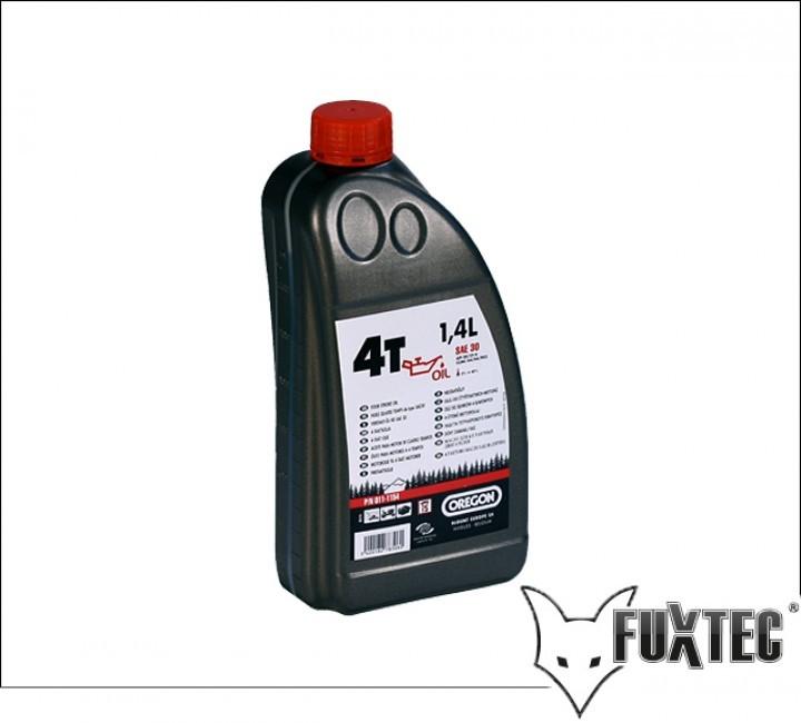 1,4 litros de aceite SAE 30 OREGON