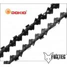 DOKIO tamaño de la cadena 20'' Tamaño 0325'' / 0,058'' (1,5 mm) / 76