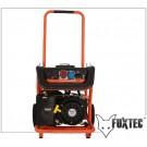 FUXTEC Generador Electrico SG7500A FX con conexión a 380V